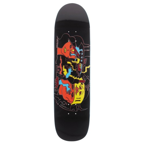 Board Krooked Sandoval Azteca Black