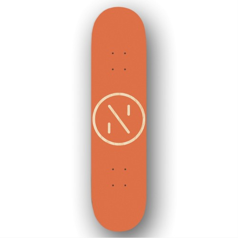 Board Nozbone Full Color Orange