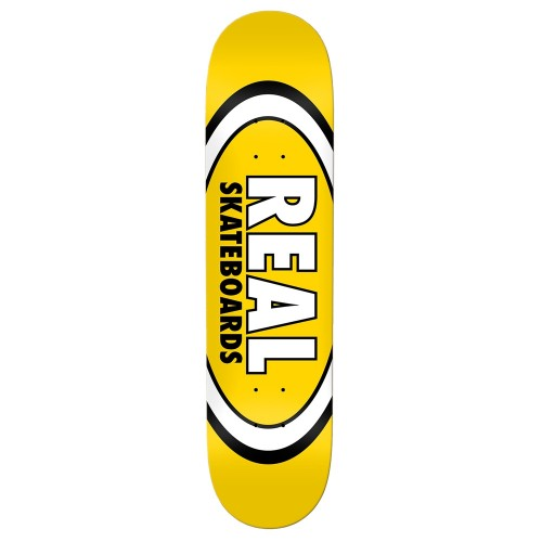 Board Real Team Classic Oval Yellow