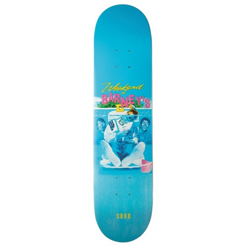 Board Sour Barney Page Weekend At