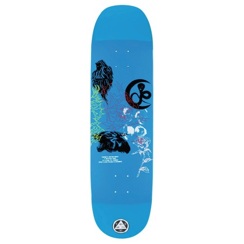 Board Welcome Flash Moontrimmer 2.0 Blue