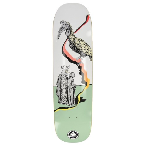Board Welcome Inferno Ryan Lay Pro Model Stonecipher White Sage