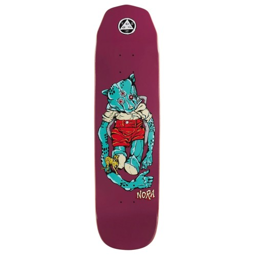 Board Welcome Teddy Nora Vasconcellos Pro Model On Wicked Princess