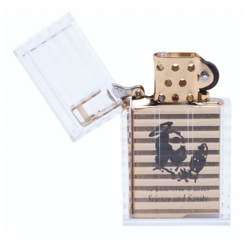 Briquet Fucking Awesome Science And Sanity Tsubota Lighter