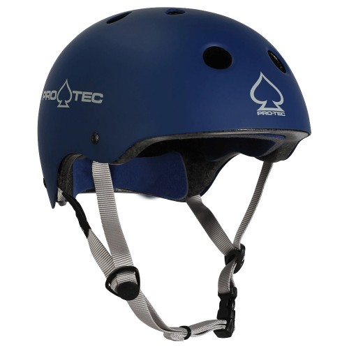 Casque Protec Classic Fit Helmet Certified Matte Blue