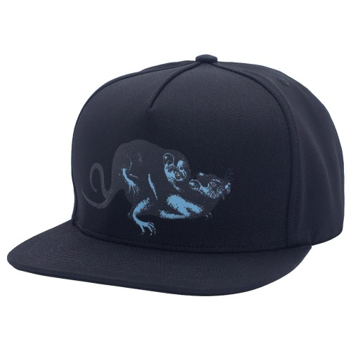 Casquette Fucking Awesome Rat Pack Snapback Black