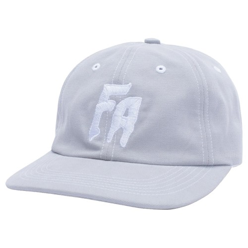 Casquette Fucking Awesome Seduction Of The World Strapback Grey White