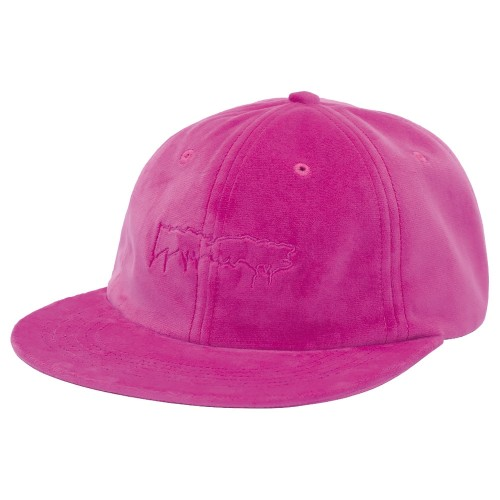 Casquette Fucking Awesome Stamp Unstructured Strapback Pink