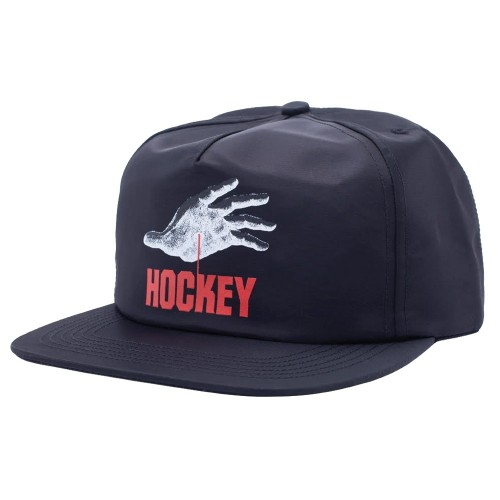 Casquette Hockey Side Two 5 Panel Black