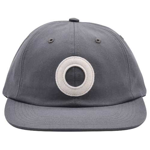 Casquette Pop Trading Company o 6 Panel Hat Anthracite