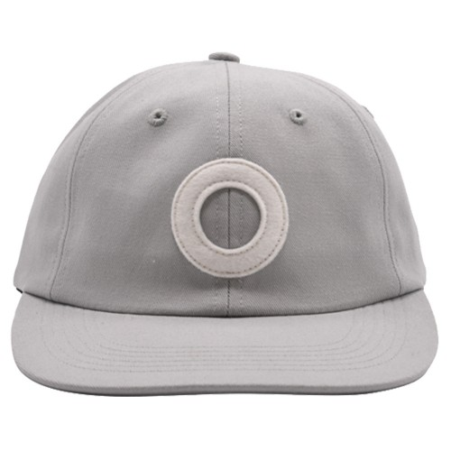 Casquette Pop Trading Company o 6 Panel Hat Charcoal