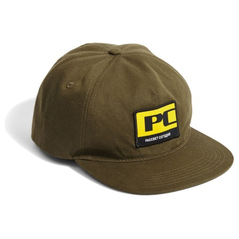 Casquette Rassvet Men's Cap PACC7K012 Khaki