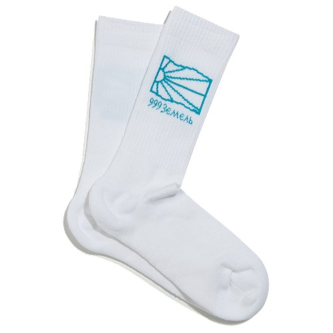 Chaussettes Rassvet ( Paccbet ) PACC9K013 Cotton Socks White