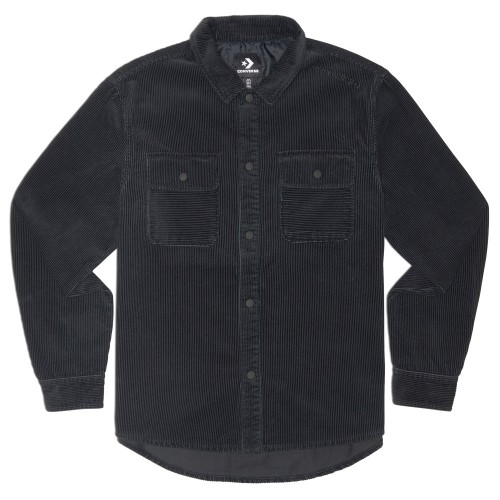 Chemise Converse Button Down Shirt Black