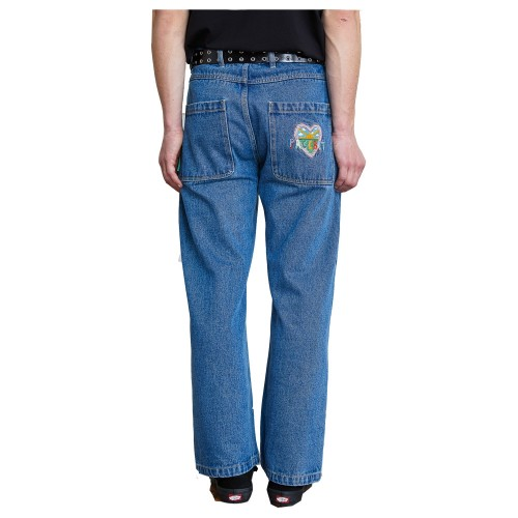 Jean Rassvet ( Paccbet ) PACC9P001 Denim Jeans Light Blue