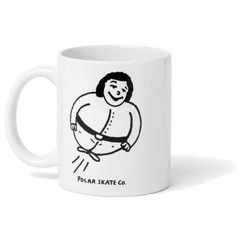 Mug Polar Bounce Mug White Black