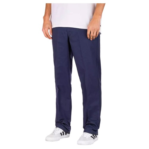 Pantalon Dickies Slim Straight Flex Pant Navy