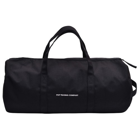 Sac Pop Trading Company Cordura Duffel Bag Black