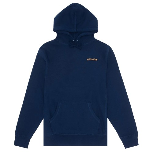 Sweat Capuche Fucking Awesome Little Stamp Hoodie Navy