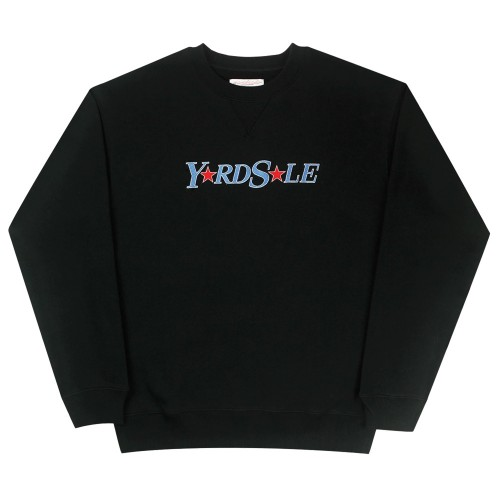 Sweat Yardsale Magic Sweater Black