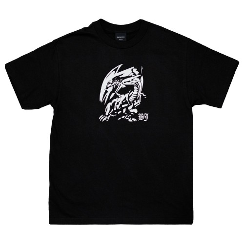 Tee Shirt Bye Jeremy Dragon Black