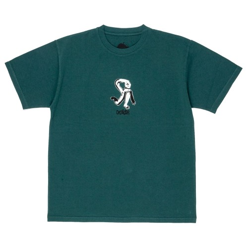 Tee Shirt Dancer Hi There Tee Dark Teal