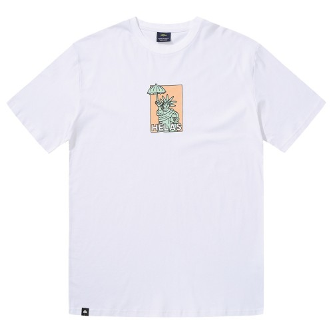 Tee Shirt Helas Eiffel Tee White