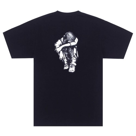 Tee Shirt Hockey Missing Kid Black