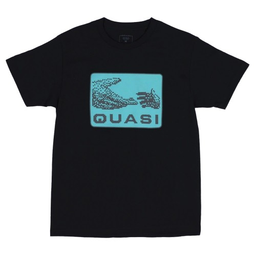 Tee Shirt Quasi Cell Black