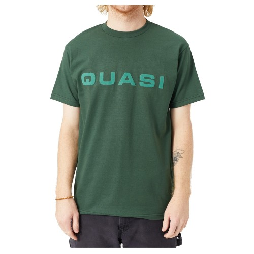 Tee Shirt Quasi Euro Forest Green