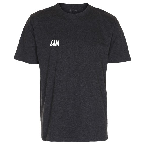 Tee Shirt Unemployed Jobless Anthracite