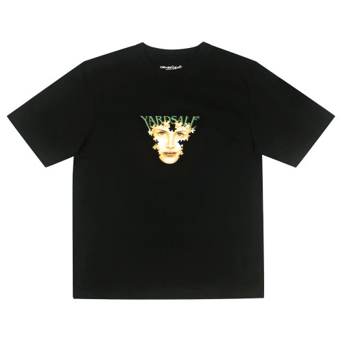 Tee Shirt Yardsale Puzzle Tee Black