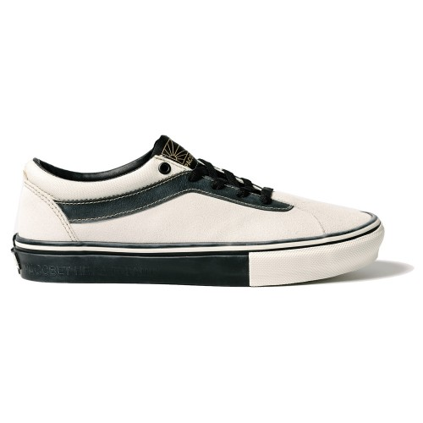 Vans Bold Skate  x Rassvet ( Paccbet ) Marshmallow Black