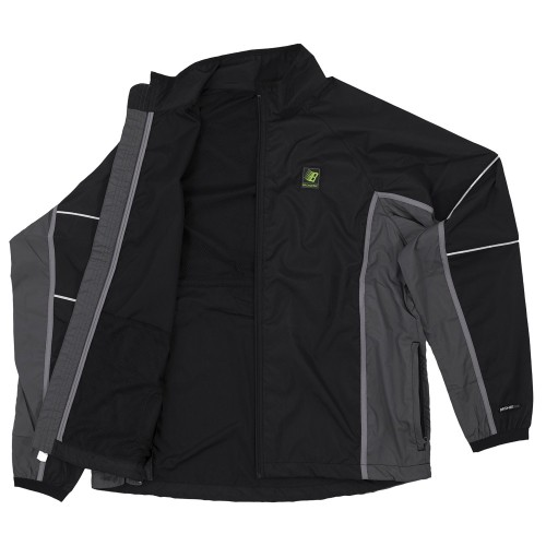 Veste Bronze 56 K High Performance Windbreaker Black