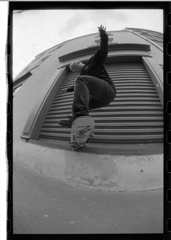 Switch Krooked - photo : Cédric Bourout