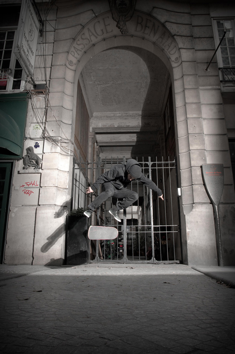 Flip Back - photo : Rémi Desclaux